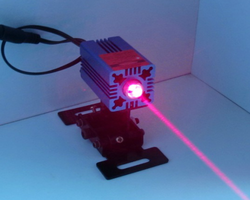 Red Diode Laser 660nm 200mW-250mW