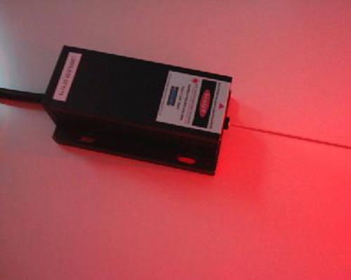 635nm DPSS Red Diode Laser