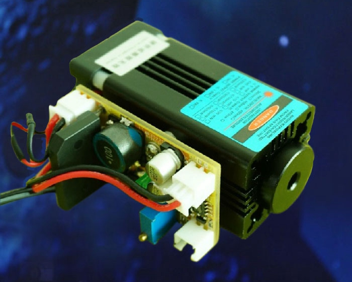 Most Powerful 3500mW 3.5W 445nm Blue Laser Modules